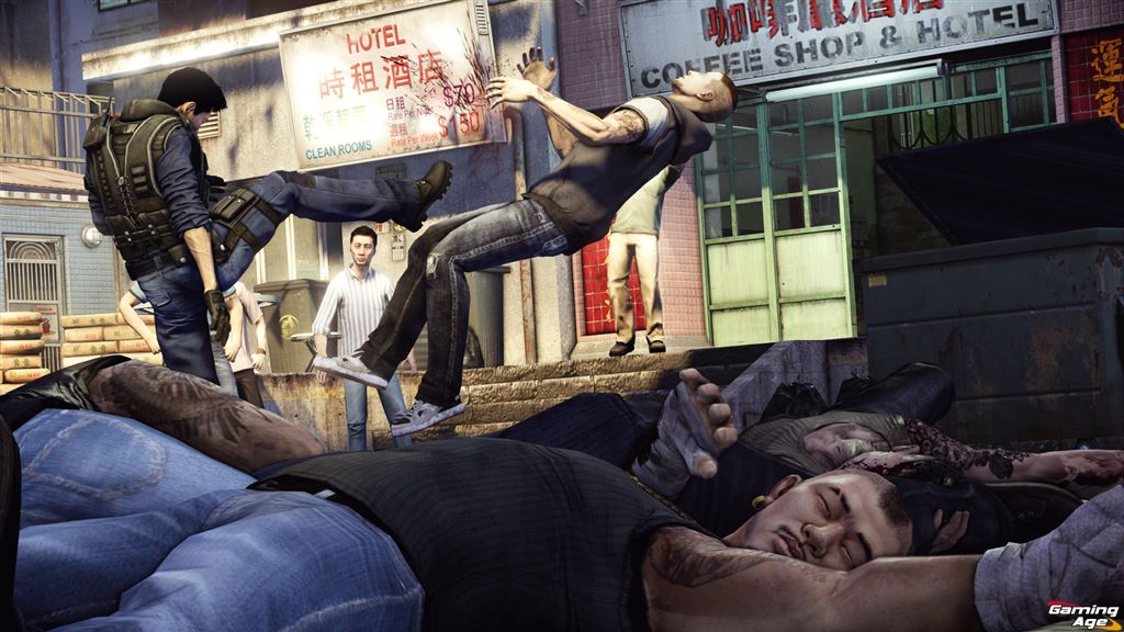 Sleeping Dogs Definitive Edition What Does It Come With