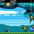 Shovel Knight + Battletoads