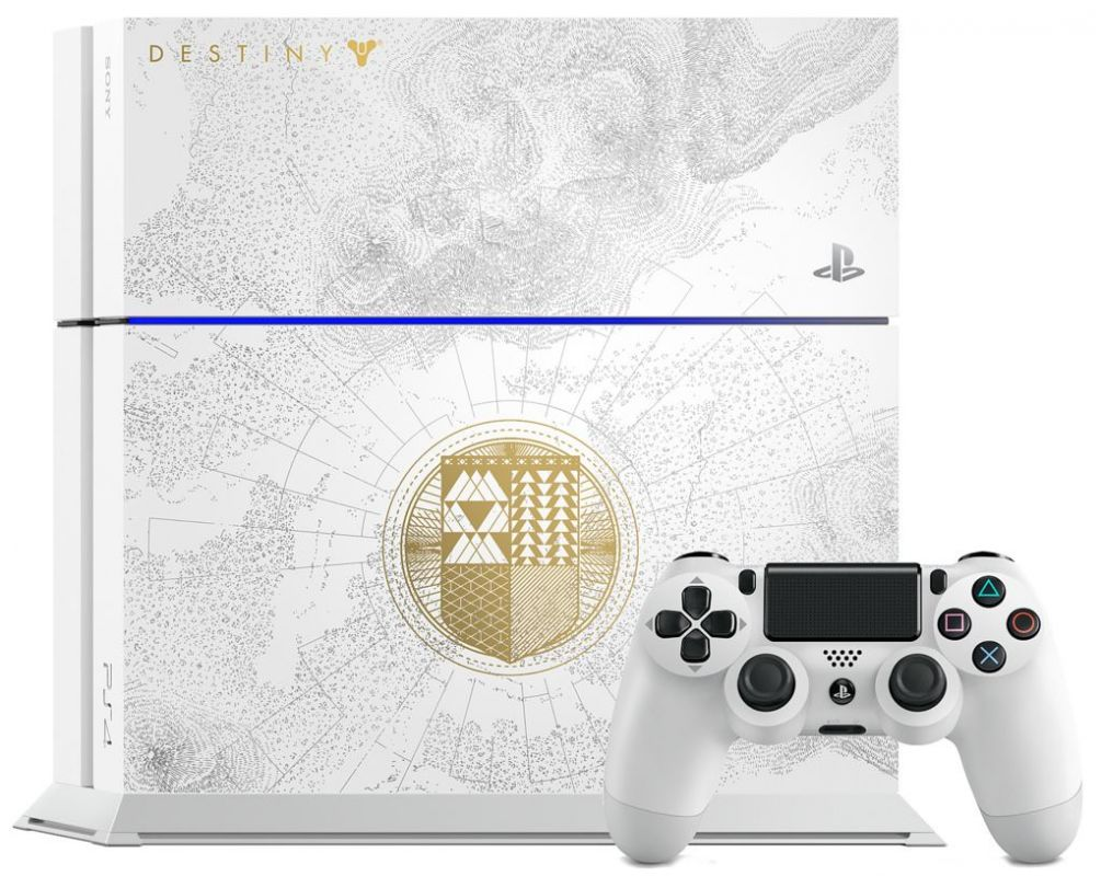 Destiny: The Taken King PS4 Console Bundle launching in ...