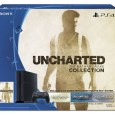 Uncharted Collection PS4 bundle