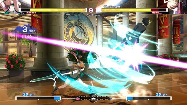 Under Night IN-Birth Exe Late review 1