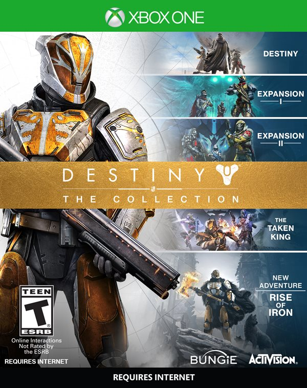 Destiny Collection Xbox One