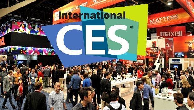 CES 2016 in Las Vegas