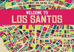 Oh No Present Welcome to Los Santos Gaming Cypher