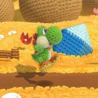 Untangle the Fun in Yoshi's Woolly World for Wii U