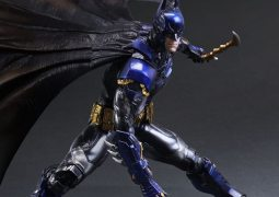 Batman Arkham Knight Figurine Gaming Cypher 2