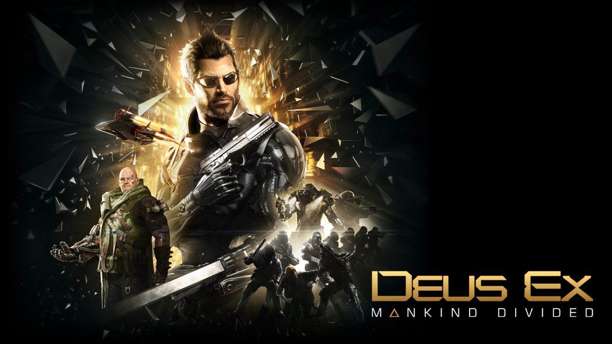 DEUS EX: MANKIND DIVIDED and DEUS EX GO Playable at Montréal Comic Con