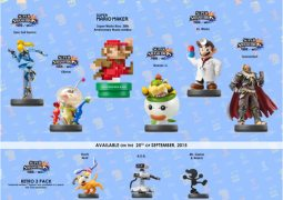 Nintendo amiibo September LARGE Gaming Cypher