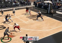 NBA LIVE 16 DEMO TIPS OFF Gaming Cypher