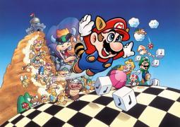 Super Mario Bros Gaming Cypher 3