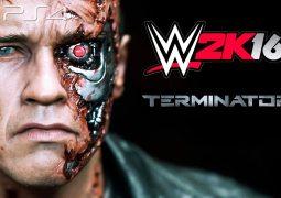 WWE 2K16 Arnold Schwarzenneger Gaming Cypher