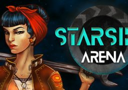 Starside Arena Logo Gaming Cypher