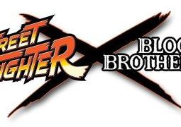 Street Fighter X Blood Brothers 2 Logo (PRNewsFoto/DeNA)