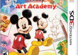 Nintendo Disney Art Academy Gaming Cypher LARGE
