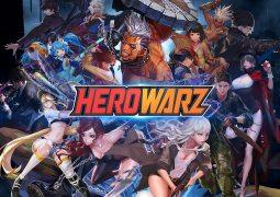 HeroWarz OBT Now Live