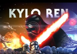 LEGO Star Wars The Force Awakens Kylo Ren Gaming Cypher