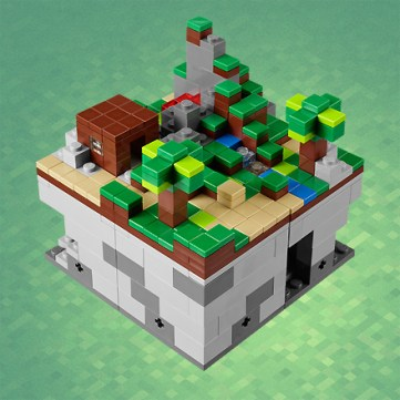 Minecraft Lego Blocks