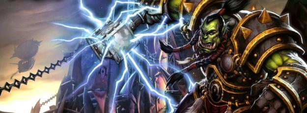 World of Warcraft Facebook Cover