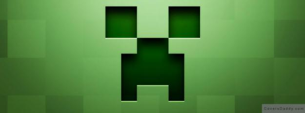 Minecraft Creeper Timeline Cover
