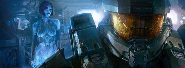 Halo 4 FB Profile Pic, Facebook timeline cover
