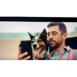 Small Crop Of Aaron Rodgers Dog