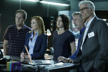 CSI: Crime Scene Investigation - Immortality