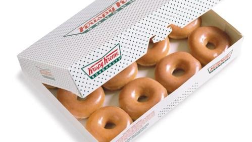 Affordable 635597727174182392 Ap Krispy Kreme Doughnut Corporation Dozen Box Krispy Kreme Locations Los Angeles Krispy Kreme Locations Michigan