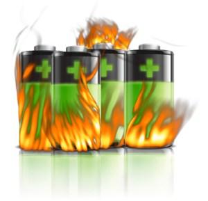 Battery-Fire