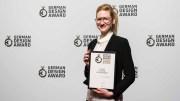 DEU, Frankfurt, 12.02.2016. German Design Award (GDA) 2016 wird vom Rat für Formgebung verliehen. Portrait.