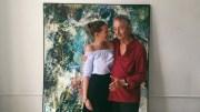 Jenny Falckenberg und Gerard Walther