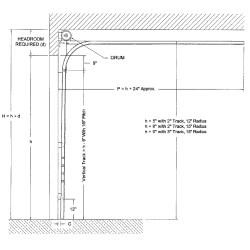 Small Crop Of Garage Door Size