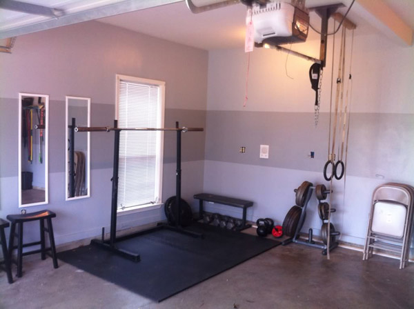 Inspirations ideas gallery page garage gym inspirations ideas