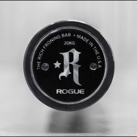 Rich Froning Bushing Bar - an Ohio variant
