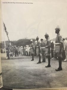 Somali flag, June 1960-2