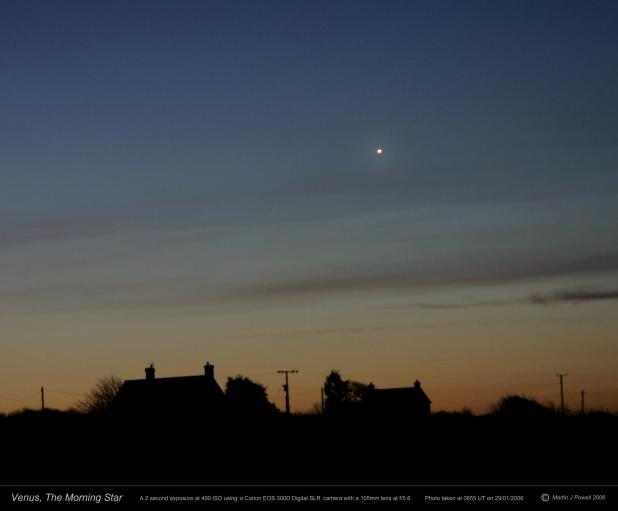 venus-the-morning-star
