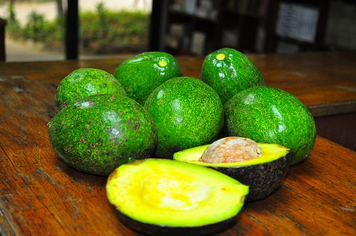 avocado to heal liver