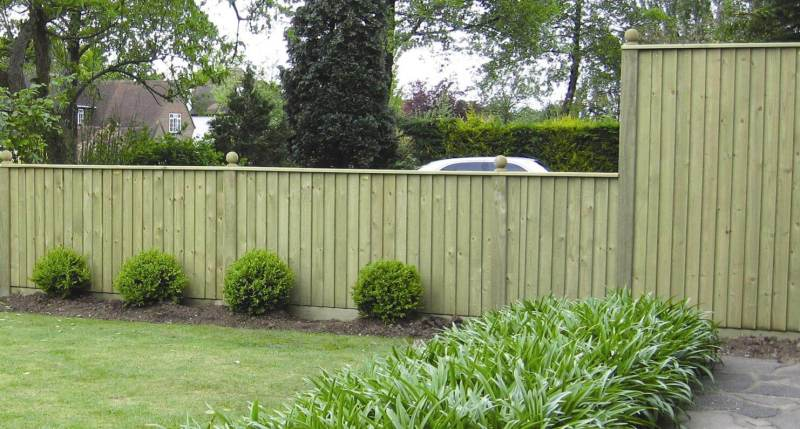 Large Of Garden Fence Ideas