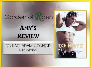 to hate adam connor review photo