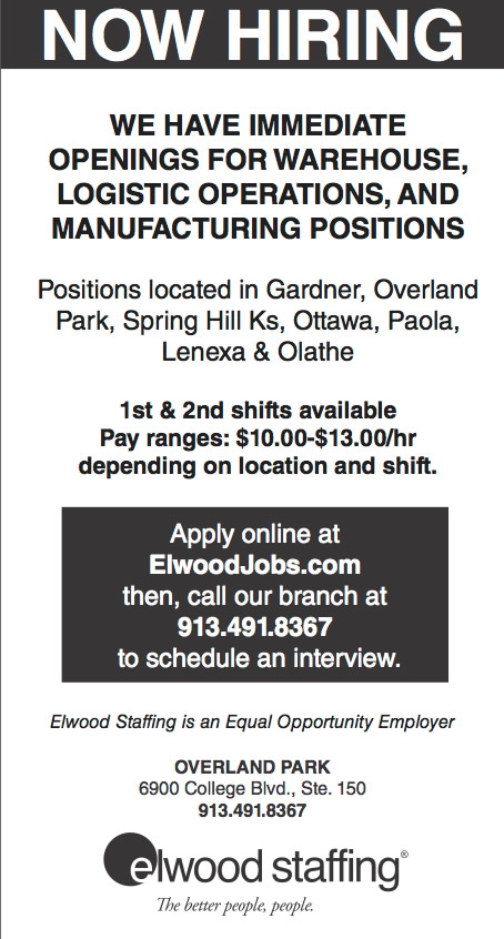 Immediate Openings For Warehouse Logistic Operations And