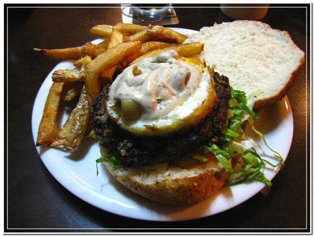 ההמבורגר המזרחי ב יומנגוס