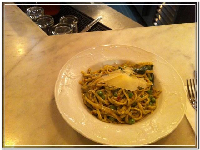 ספגטי ירוק ברוקח שוק