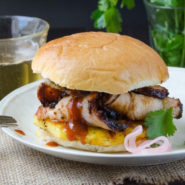 tangy barbecued pork sandwiches | Garlic + Zest
