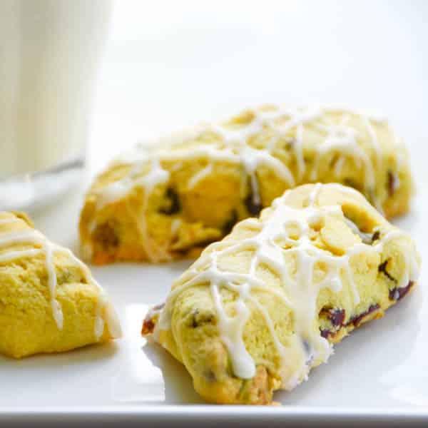 orange pistachio tea cookies   BlogHer