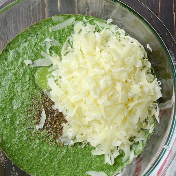 homemade spinach gruyere quiche   Garlic + Zest