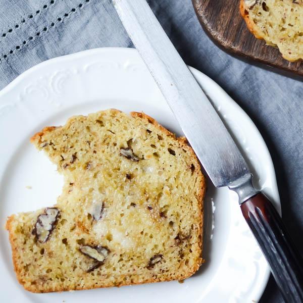 Hatch Green Chili Bread | Garlic + Zest