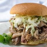 Carolina Pulled Pork | Garlic + Zest