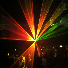Shot at club plaza Zürich