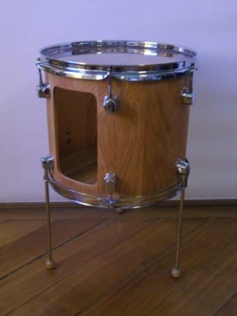 Schlagzeug Nachttisch