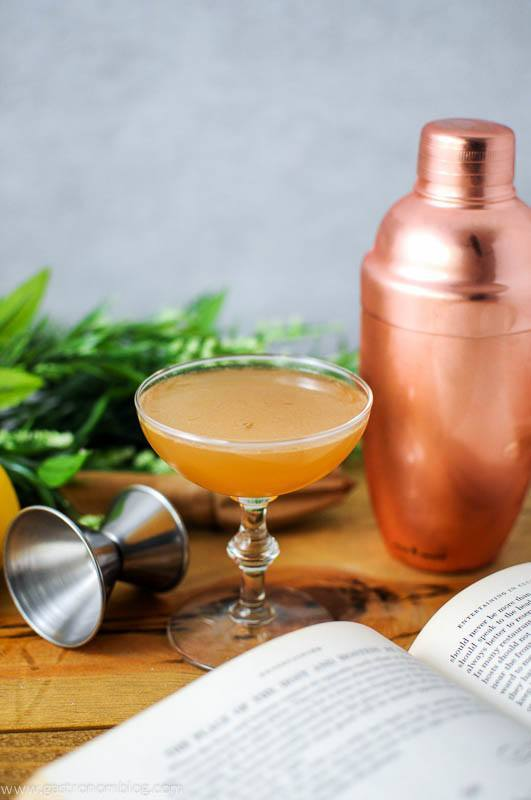 The Ward Eight - A Classic Cocktail | The GastroNom