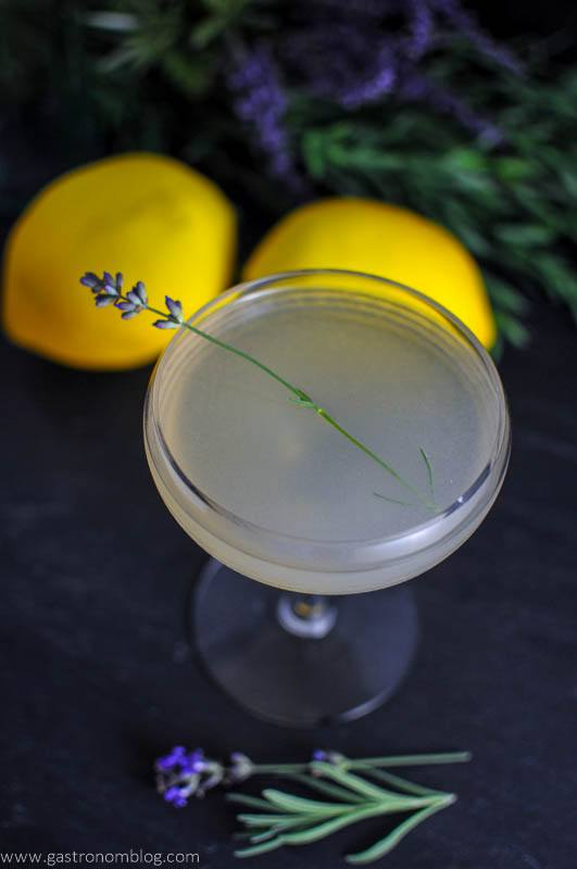 Lavender Bees Knees A Gin Cocktail The GastroNom